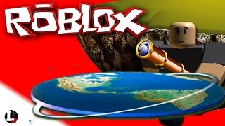 Funny goofy moments!! Discovering flat earth?!?! |roblox island