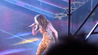Дженифер Лопез, концерт в Москве 11.11.2012