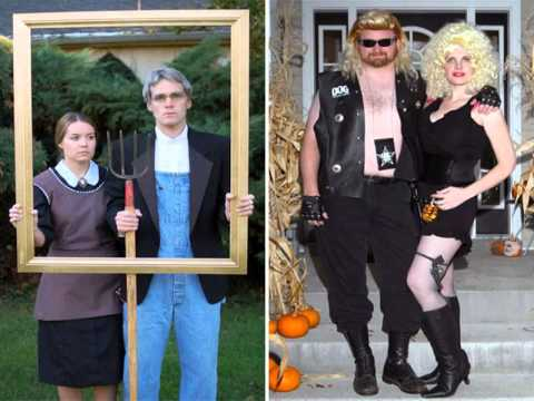 easy diy couples halloween costumes  sc 1 st  Wall Decal & Easy Diy Couple Halloween Costume - 32 diy ideas for couples ...