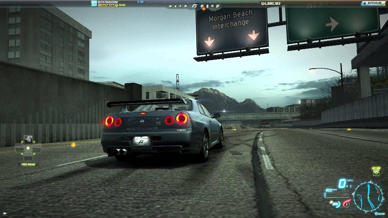 Need For Speed World Nissan Skyline GTR VSpec R34 IGC 3