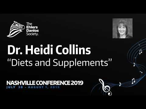 Diet And Supplements - Dr. Heidi Collins
