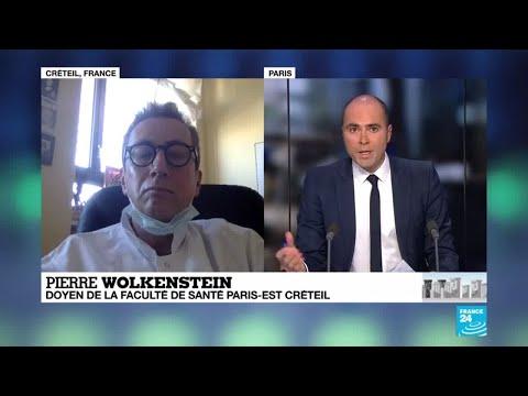 Coronavirus en France: Dans les hôpitaux,
