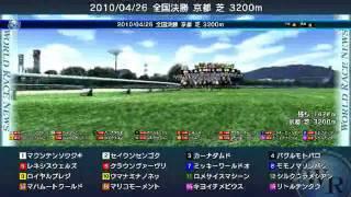 2010/04/26開催ワールドレース 1着 8 モモノマリンバッ 追込 6人気 ro...