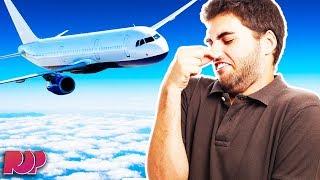 Plane Makes Emergency Landing Because Passenger Refuses To Stop Farting