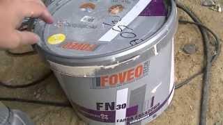 видео Краска силикатная фасадная