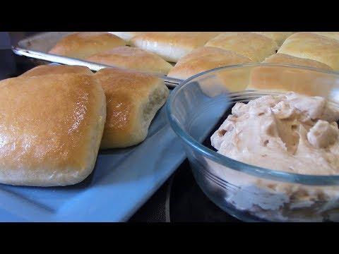 Copycat Texas Roadhouse Rolls and Honey/Cinnamon Butter