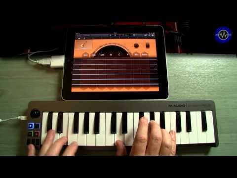 M-Audio Keystation MINI 32 Review