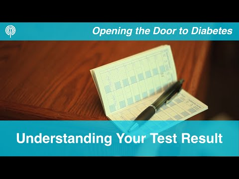 Understanding Your Blood Glucose Test Results