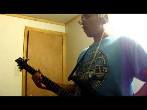 Alex LeGrand guitar cover Psy - Gentleman