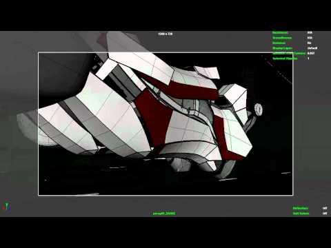 Iron Man Mk Z - WIP - 2nd animatic