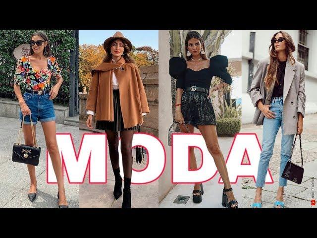 Moda 2021 Outfits De Mujer De Nueva Tendencia Combinaciones De Ropa Casual Y Elegante Youtube