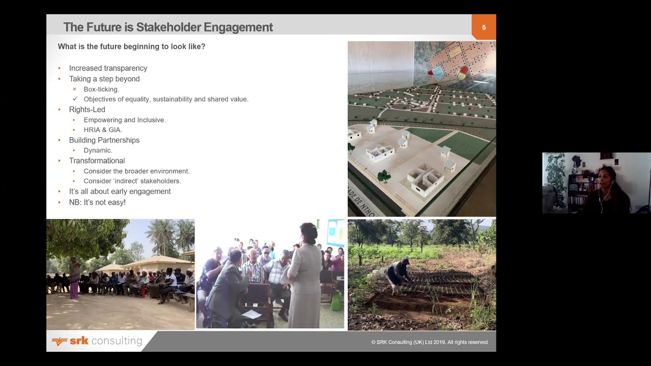 Insiya Salam - The Future is Stakeholder Engagement