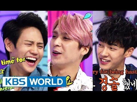 Hello Counselor - Gikwang, Yoseop, Junhyung,Dongwoon of BEAST! (2014.06.30)