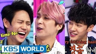 Download Video Hello Counselor - Gikwang, Yoseop, Junhyung,Dongwoon of BEAST! (2014.06.30) MP3 3GP MP4