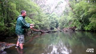 Inside Fishing: Spinning for Rainbow Trout
