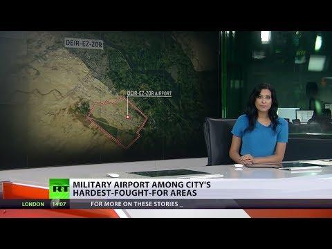 Liberating Deir ez-Zor:  Civilians & chief commander recall ISIS-attack & 3-year siege