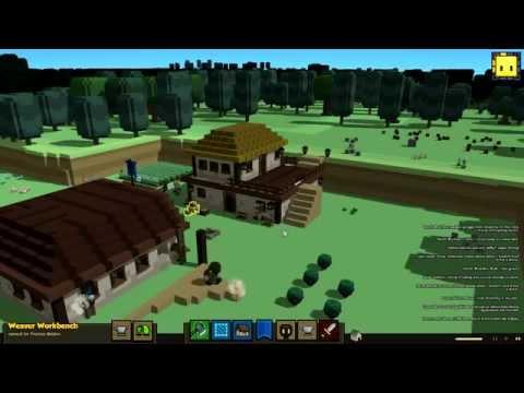Stonehearth. Потеря жителя, но расширение поселения. Развитие продолжается :)