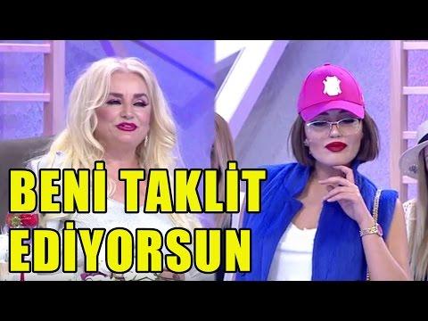 Banu Alkan'dan OLAY Yorum: Beni Taklit Ediyorsun! thumbnail