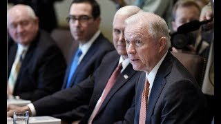 US attorney general, Jeff Sessions, is testifying before the Senate – watch live Free HD Video