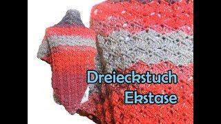Categories Video Dreieckstuch Häkeln Anleitung