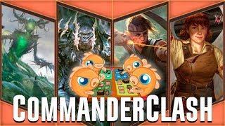 Commander Clash S4 Episode 29: More Dominaria