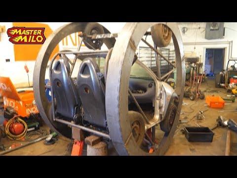 Two wheeled car build pt2 (Di-wheel)