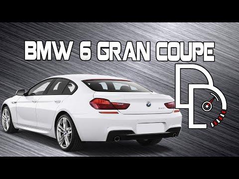 BMW 6 Gran Coupe - Городская яхта. Парадокс немецкого производителя!