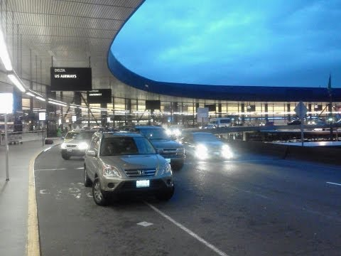 Seattle-Tacoma International Airport Departures