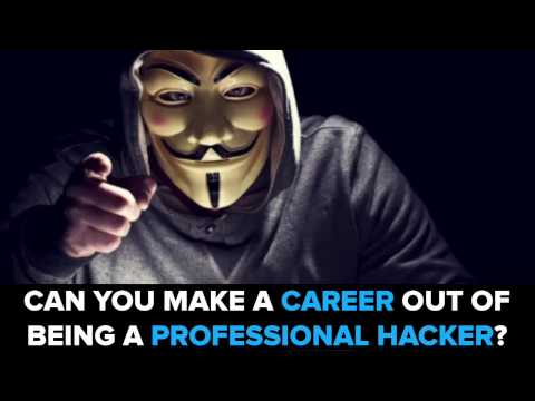 Become an ethical hacker and take on the bad guys