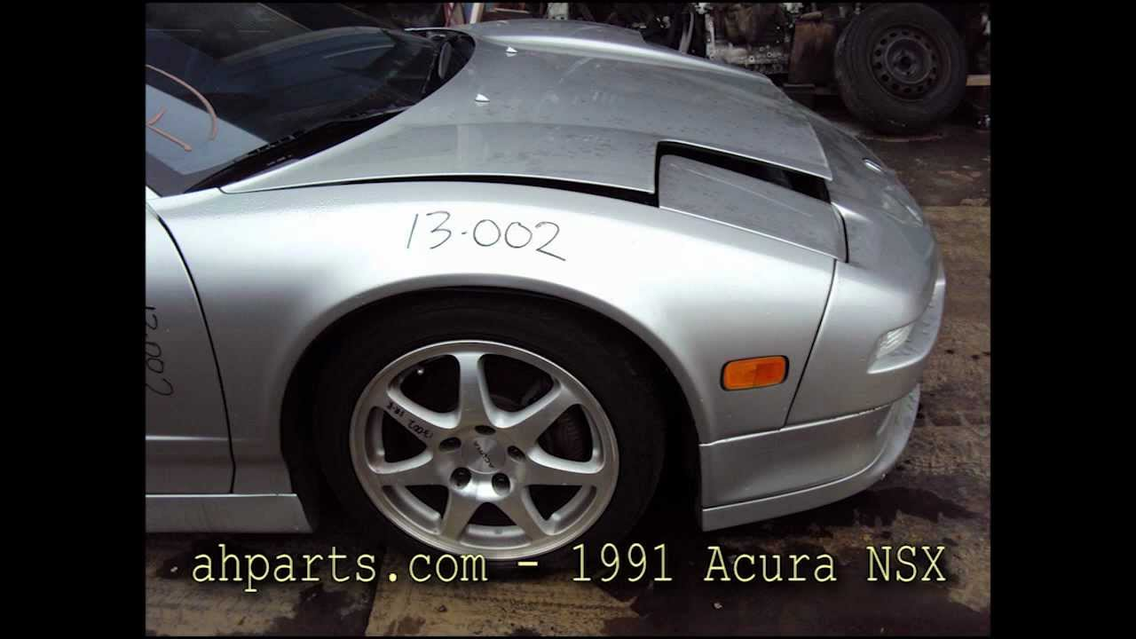 Acura NSX Parts AUTO WRECKERS RECYCLERS Ahpartscom Honda Used - Acura nsx parts