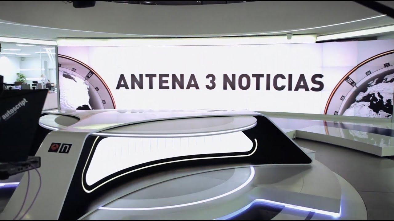 D a a d a redacci n noticias antena 3 youtube for Antena 3 online gratis