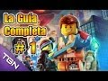 LEGO Movie The Videogame - La Gu�a Completa en Espa�ol - Parte 1 - HD 720p