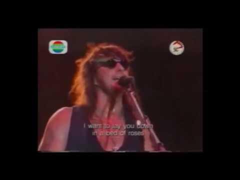 BON JOVI JAKARTA lIVE INDOSIAR 1995 no FULL CONCERT(re-upload)