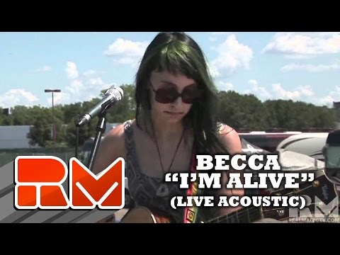 Becca: Im A RMTV  Acoustic