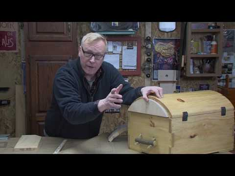 0018 - The Garage with Steve Butler - Coopered Chest