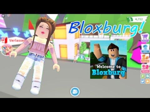 Ich spiele Bloxburg