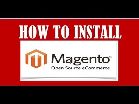 How To Install Magento Step By Step Tutorial For Beginners