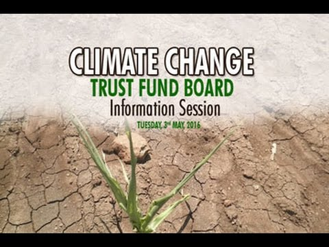 Information Session - Virgin Islands Climate Change Trust Fund