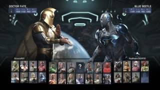 Injustice 2 Multiplayer Gameplay