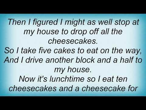 King Missile - Cheesecake Truck Lyrics mp3