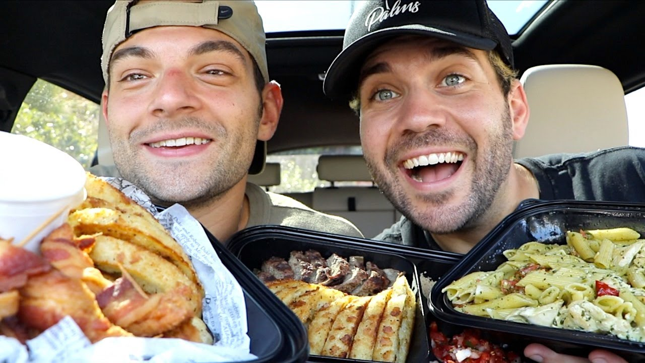 EPIC BRAZILIAN FOOD TASTE TEST with ILYA FEDDY &. UGH IT'S JOE!!