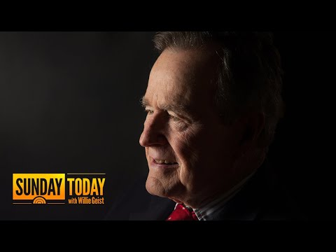 President George H.W. Bush's Funeral Plans Released | Sunday TODAY