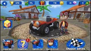 Beach Buggy Racing Secret Passage & Gameplay