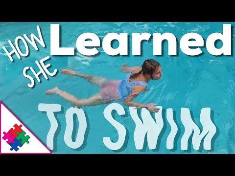 Autism Swimming Lessons