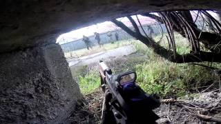 FreeDom Airsoft Slovakia WEST BASE SERIES XIV. (Airsoft GoPro Hero 3+)