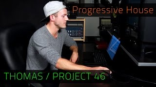 PROJECT 46 / THOMAS | Prog House Lead | FL Studio | Razer Music