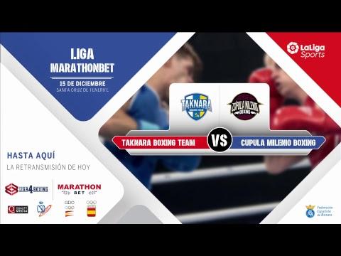 📺 Boxeo | Liga 4 Boxing Marathonbet - Primera Jornada