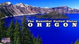 USA Oregon State Symbols/Beautiful Places/Song OREGON, MY OREGON w/lyrics