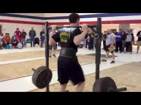 Chris Noonan • Maine StrongMan 6 • Event #3: Yoke Walk