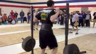 Chris Noonan • Maine StrongMan 6 • Event #3: Yoke Walk